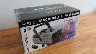 Ibiza LSM 900W  Unboxing & Review