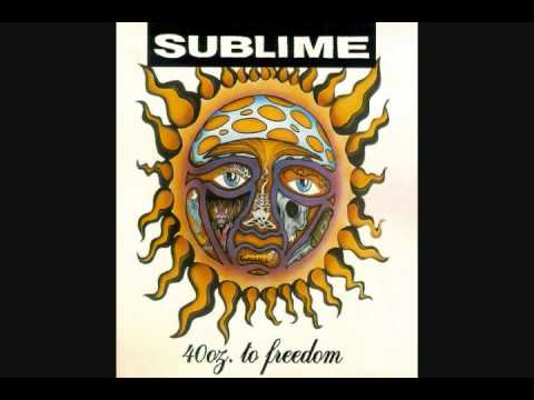 Sublime- 5446 That's My Number/ Ball and Chain