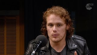 Sam Heughan - the leading man in Outlander