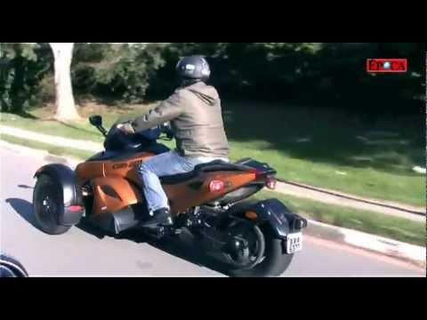 Kandi 250cc Spyder Motorcycle Trike Kandi 250cc Spyder Trike