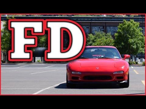 Regular Car Reviews: 1993 Mazda RX-7 FD