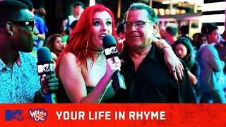 Justina Valentine BREAKS the Law In NYC 🚨 | Your Life In Rhyme | Wild 'N Out