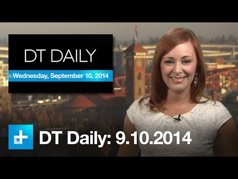 Pelosi backs Net Neutrality, Twitter Buy button, Apple recap - DT Daily (Sep 10)