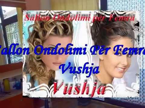 Vushja Sallon Ondulimi per Femra ( Viti-Kosove) - YouTube