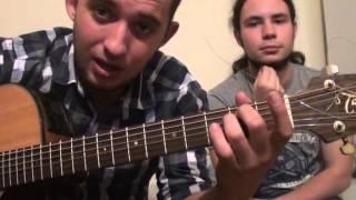COLEGII INCEPATORI ! : Lectie de chitara 1