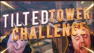 🙃Tilted Tower Challenge | Fortnite Battle Royale