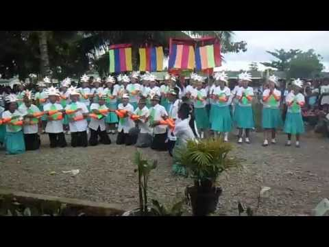 Cabanglasan National High School nutri Jingle 2013 video