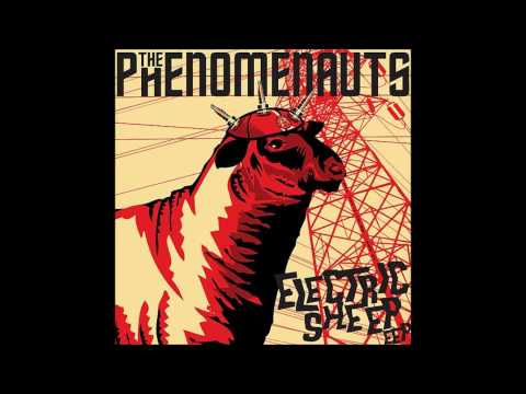 The Phenomenauts - Electric Sheep FULL EP