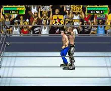 WWE Survivor Series GBA Finishers