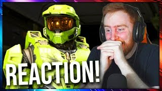 """HALO INFINITE """"DISCOVER HOPE"""" LIVE REACTION (EMOTIONAL)"""
