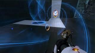 Прохождение 9 главы в Portal 2 (1 часть)