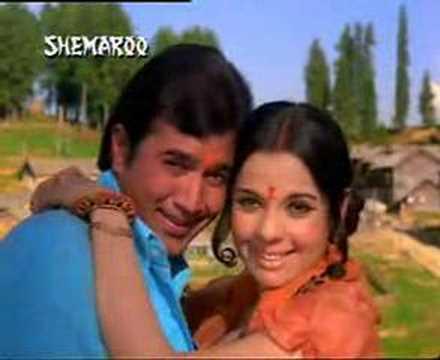Mumtaz - Aap ki Kasam - Jai jai shiv shankar