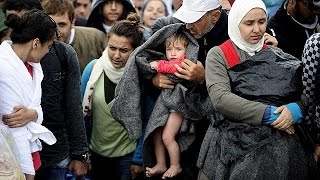 Macedonia authorities mishandle refugees at border