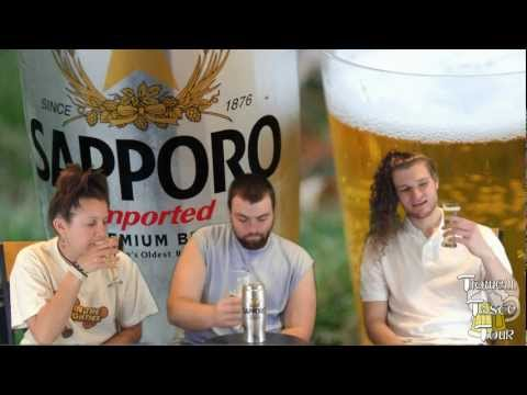 Sapporo Premium Lager Japanese Beer Review (Tokyo, Japan/Ontario, Canada)