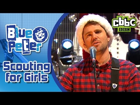 Scouting For Girls - Christmas In The Air Tonight