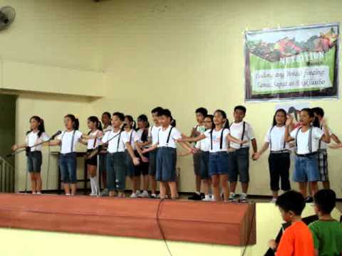 Nutrition Month Jingle 2011  5-st. Peter video