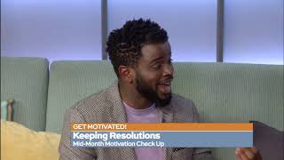 Marcedes M. Fuller- Mid-Month Motivation at SA Living (1/15/19)