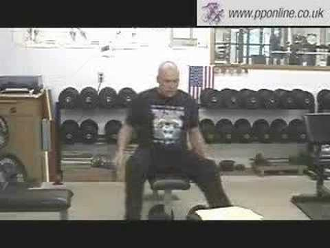 Sports Training - Weight Training - Dumbbell Shrug Image 1
