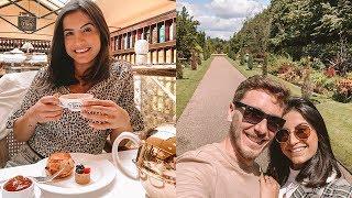 LONDRES: chá das 5, decepção com harry potter, MUITA comida & quanto custa!