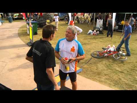 Ironman Arizona 2011 - Catching Up With Coach Troy Jacobson