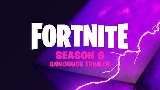 Fortnite Season 6 - Darkness Rises
