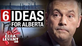 Six ways Jason Kenney can defend Alberta's oil and gas sector | Ezra Levant