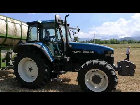 New Holland TM 115 - luca