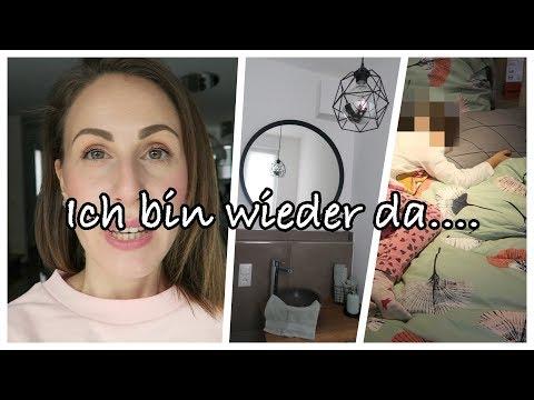 Family Vlog | Gäste-WC endlich fertig!! | Ikea Haul | Kleine Putzroutine | Lilibeth