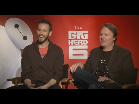 Directors Don Hall And Chris Williams Talk 'Big Hero 6'