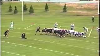 1997 Football Dukes vs  Marist