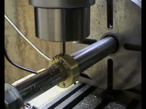 YouTube - Cutting helical gear