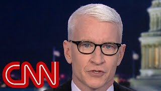 Anderson Cooper: Trump says things that increase scrutiny
