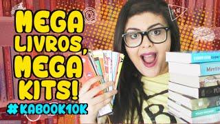 MEGA SORTEIO DE 10 LIVROS + 5 KITS DE MARCADORES | #Kabook10K