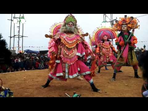 Chau Dance of Purulia, West Bengal