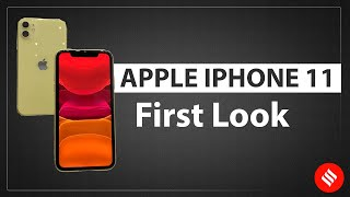 Apple iPhone 11 first look: Successor of the iPhone XR