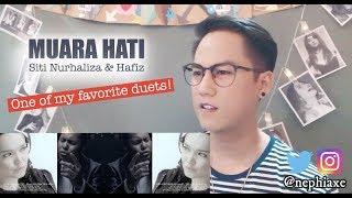 Hafiz and Siti Nurhaliza - Muara Hati | REACTION