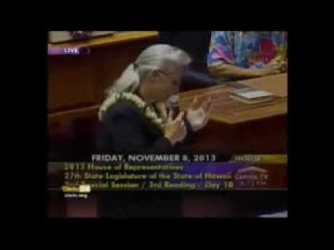 Rep Jo Jordon On Same Sex Marriage video