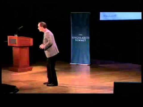 0 John Mauldin on The Endgame Meets The Millennium Wave at Singularity Summit 2011