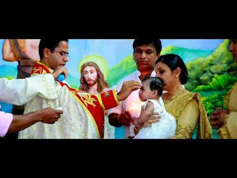 Baptism Kerala  Dania Rose Prince