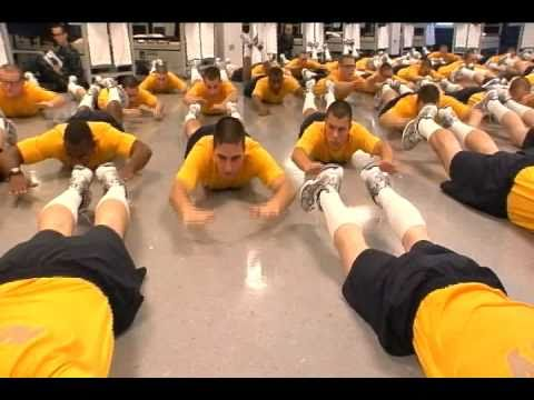 Navy Boot Camp: Physical Fitness