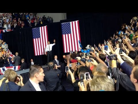 My Day with President Obama - OFA Ohio