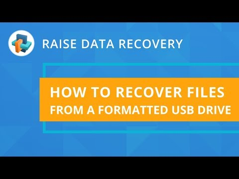 Raise Data Recovery: how to recover files from a formatted storage [SysDev Laboratories]