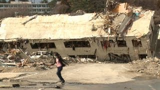 Japan Tsunami Devastation - Comparing Now With Then