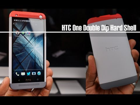 HTC One Double Dip Hard Shell Case Review