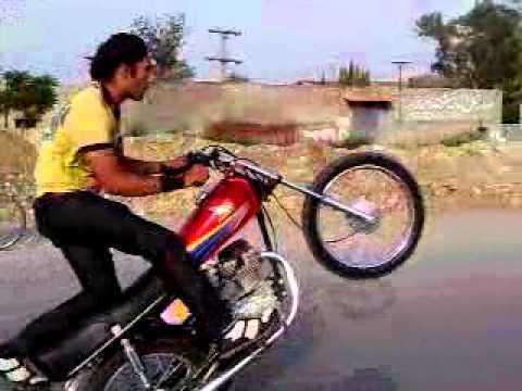 Best Wheeler in Lahore RAZI 2011