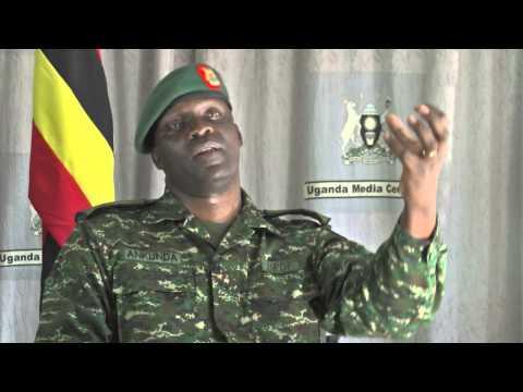 UGANDA COUNTER UN REPORT ON LRA ATROCITIES