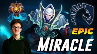 Miracle MOST EPIC INVOKER EVER | Dota 2 Pro Gameplay