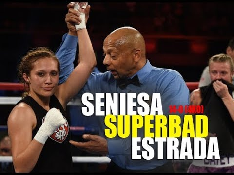 Boxing Tips from Seniesa Estrada 14-0 (4KO)