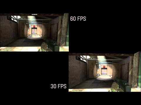 Demo: 30 vs 60 fps. Vezi diferenta?