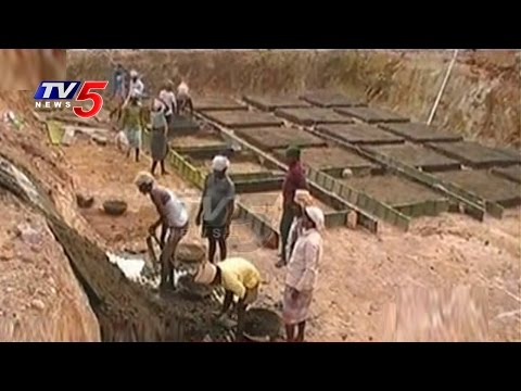 AP Govt Fails to Give Permanent Houses For Hudhud Cyclone Victims : TV5 News